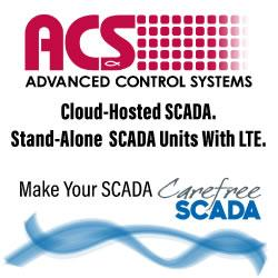 Advanced Control Systems - Cloud-Hosted SCADA - Stand-Alone SCADA Units with LTE