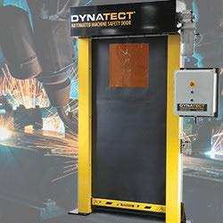 Dynatect Automated Machine Safety Roll-Up Doors