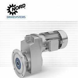 NORD's New Line of Small CLINCHERTM Parallel Shaft Gear Units Provide More Power, Flexibility, and Reliability