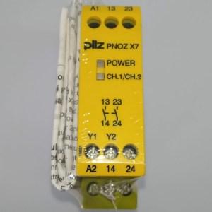 PNOZ X7 24V/DC PILZ