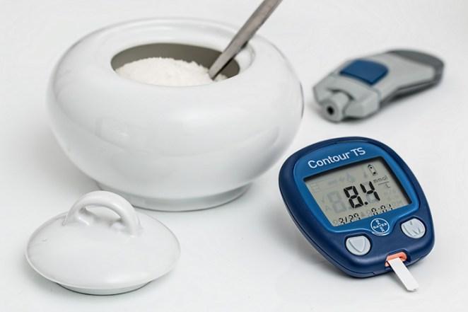 Kontroluj poziom cukru we krwi