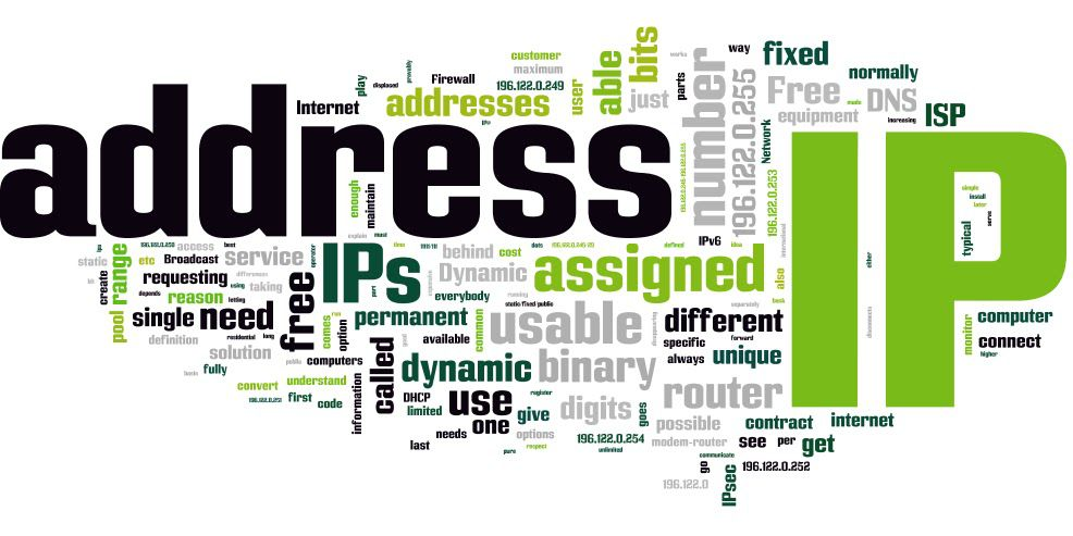 DNS e IP