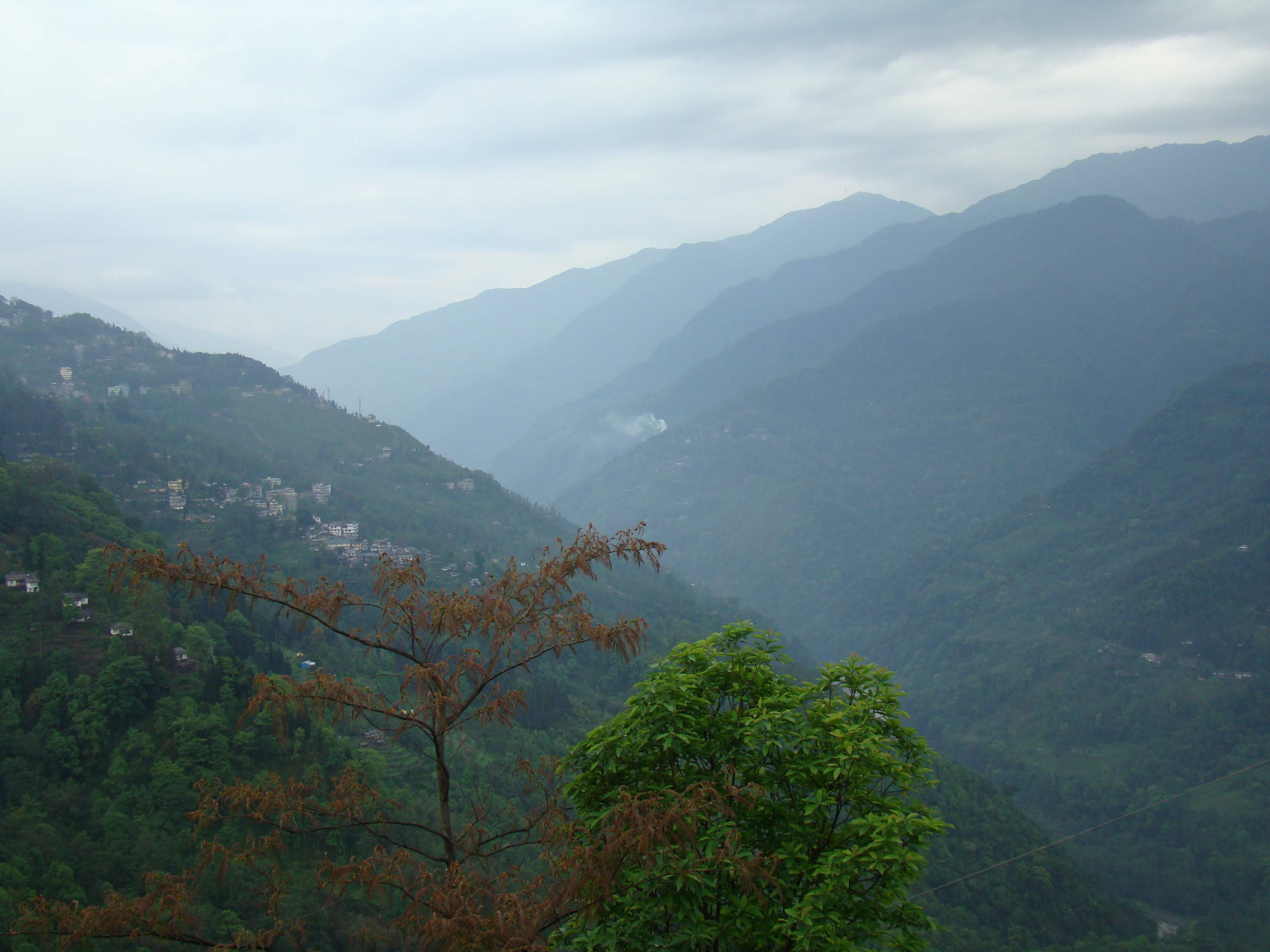 Sikkim Day 4 – Seven Sisters and the Houses of Lachen | m ...