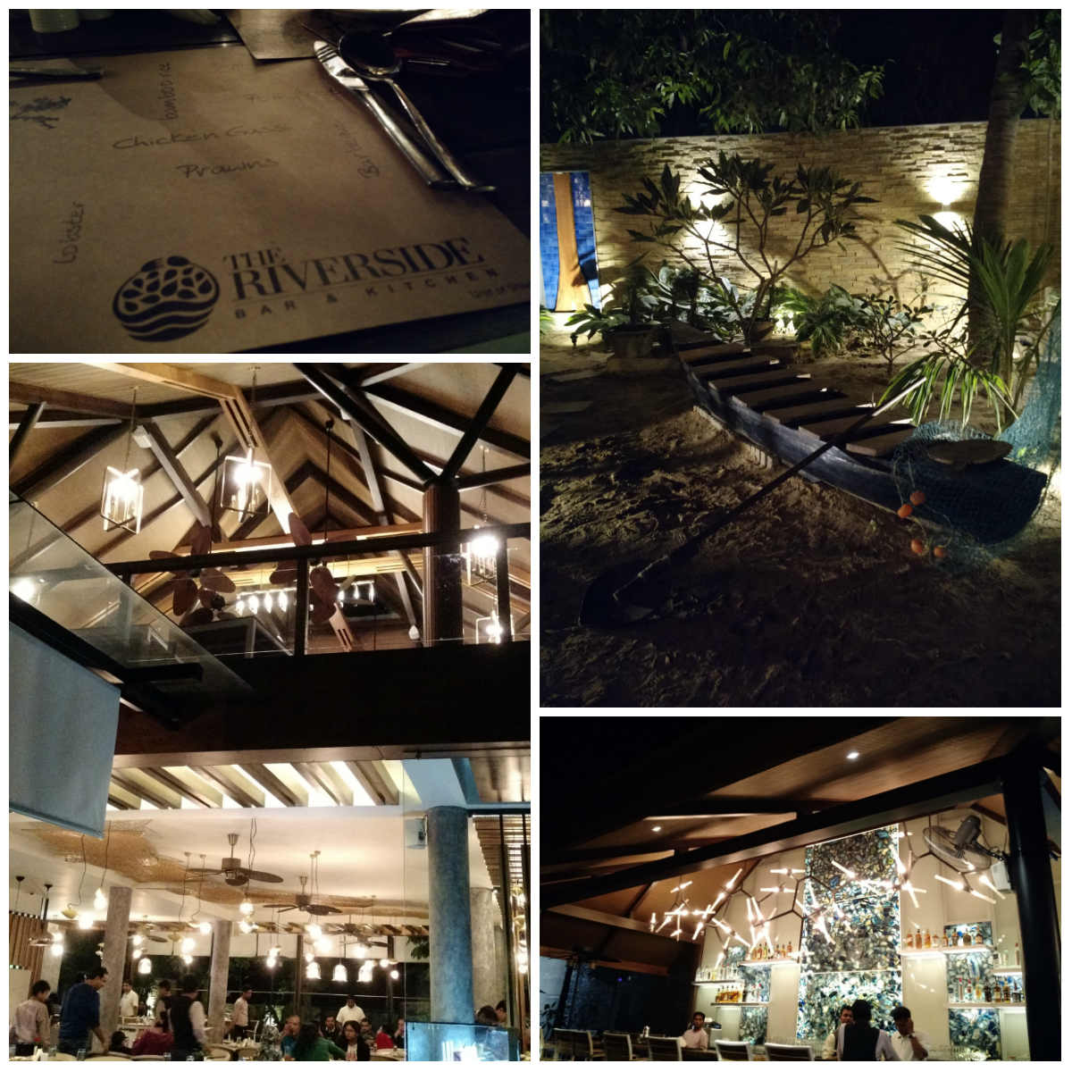 The Riverside Bar Kitchen Bengaluru Karnataka