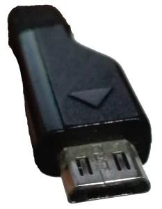 Cargador microUSB