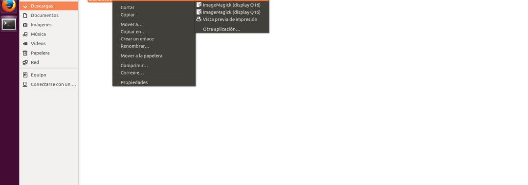 Añadir Adobe Reader al menú Abrir con en Ubuntu