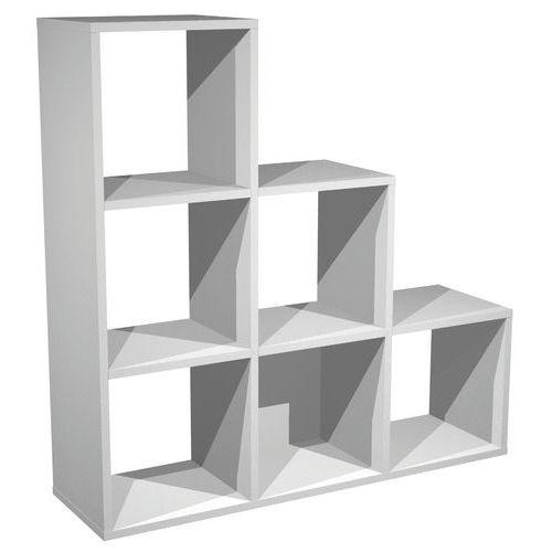 meuble de rangement 3 6 9 cases escalier maxicube