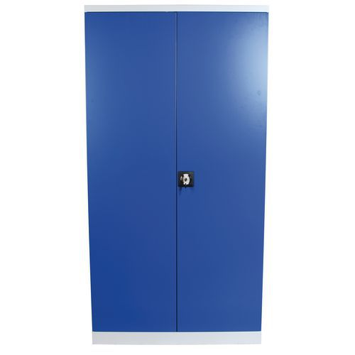 Steel Storage Cabinet  Flat Pack  Free Delivery
