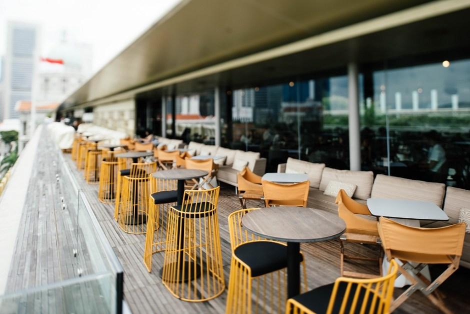 [Návod] Jak vybrat venkovní zahradní nábytek do bistra, restaurace i kavárny