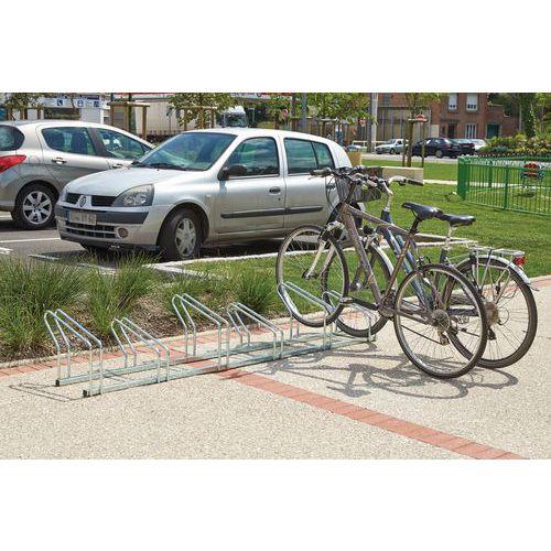 support cycles ratelier cote a cote 4 6 et 8 places manutan manutan fr