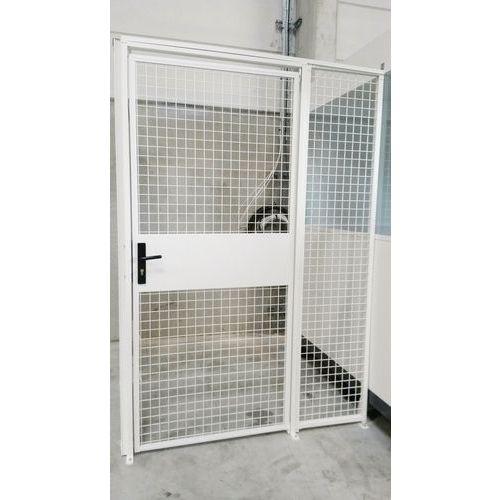 Cloison Grillage Modulaire Porte Manutanfr