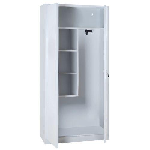 armoire d entretien grande largeur sur socle