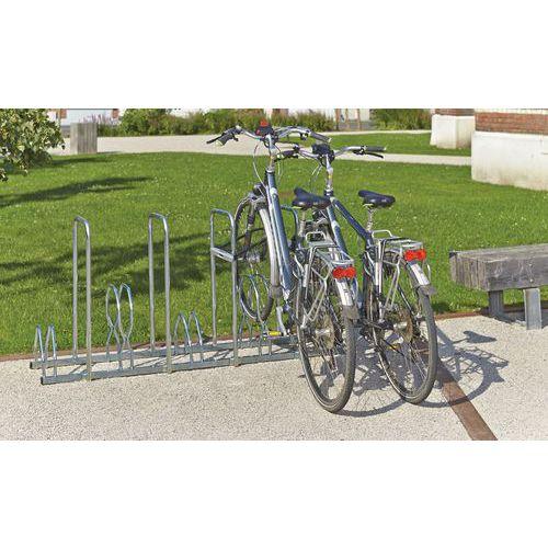 support cycle ratelier 2 niveaux 4 arceaux 5 places manutan fr