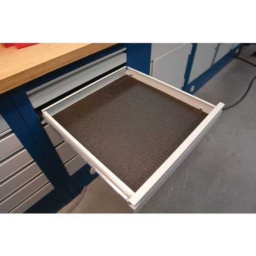 tapis de fond pour tiroir manutan fr