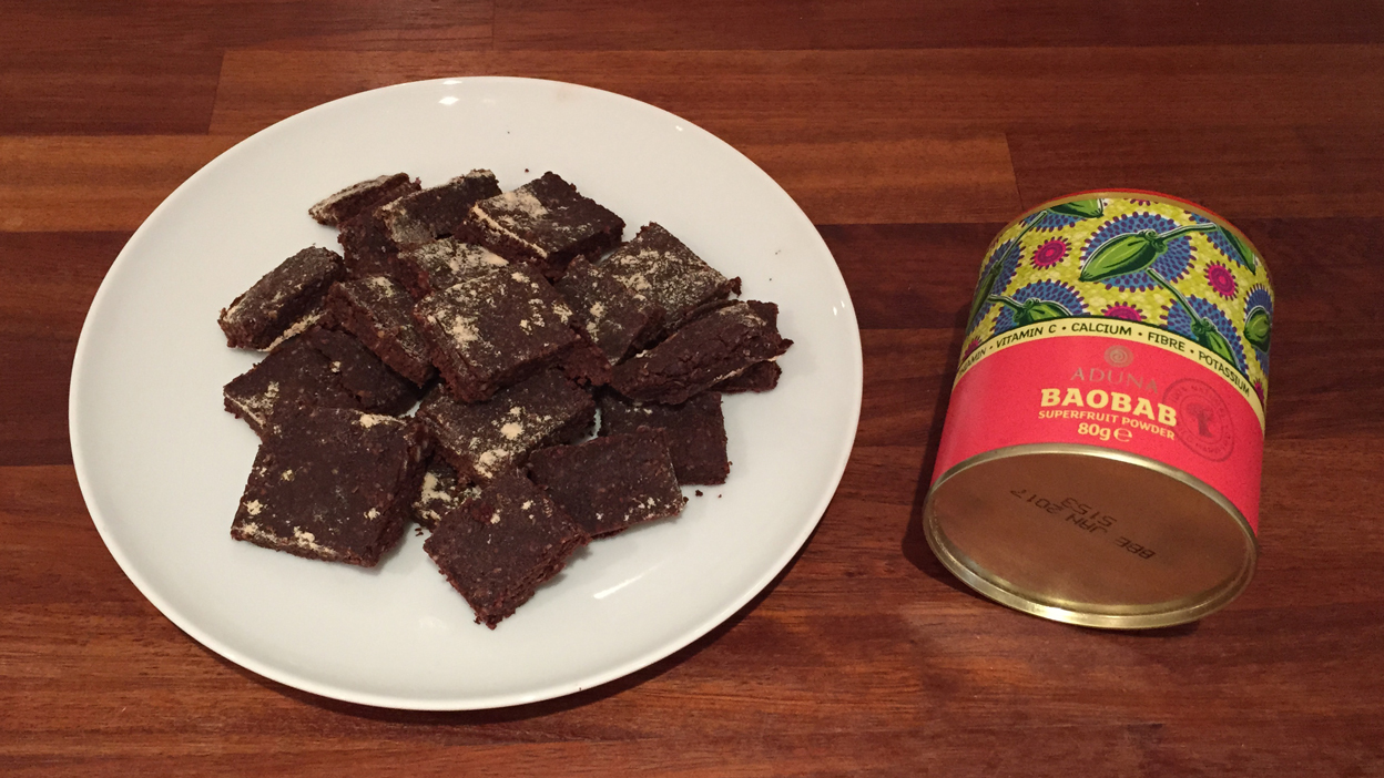 Superfoods For Runners Baobab Superfruit Powder Man V Miles