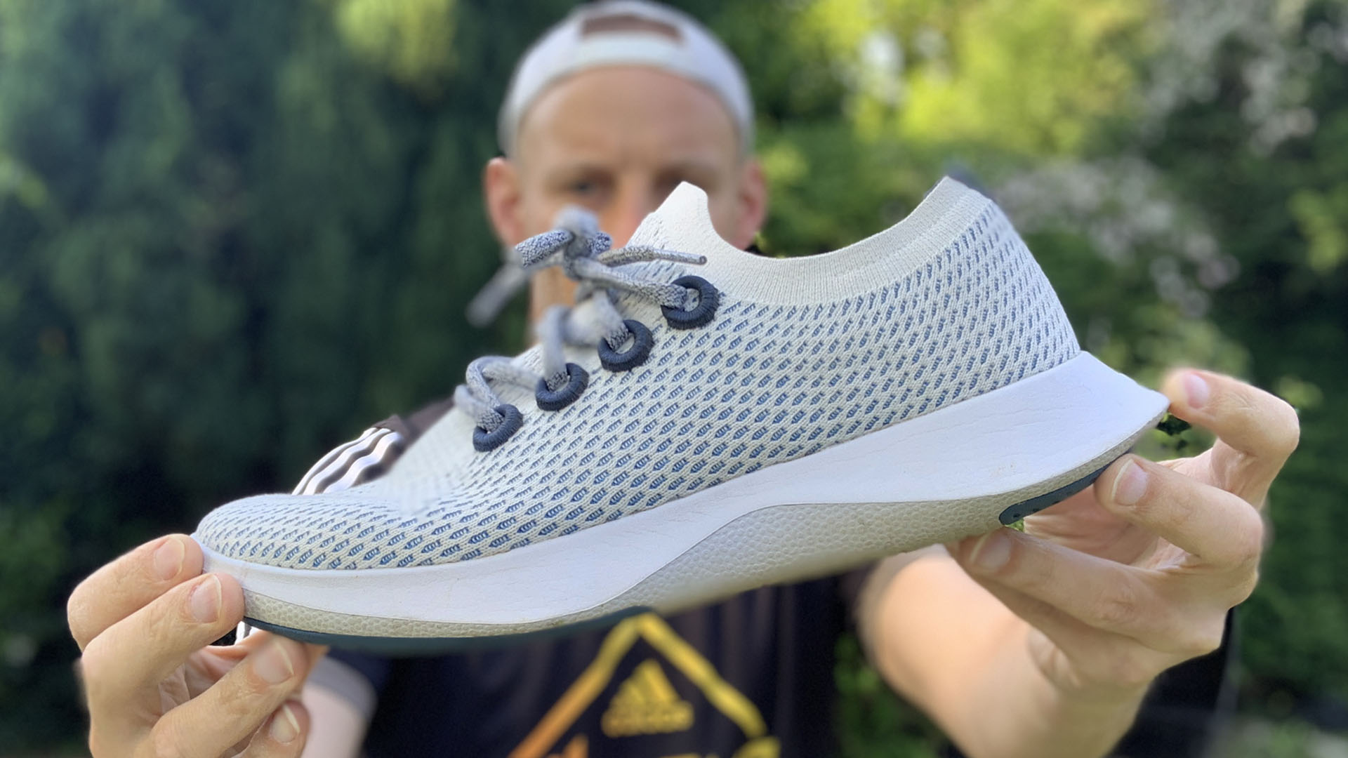 Allbirds Dasher Review: The eco running