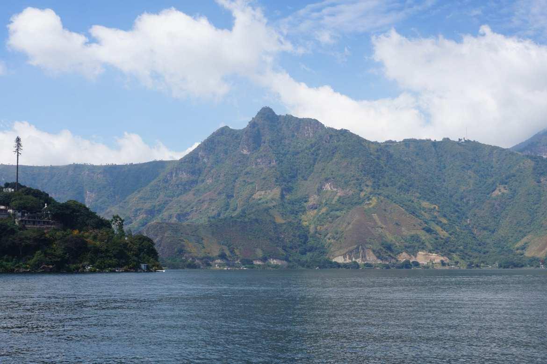 indian nose, Lake atitlan, Guatemala
