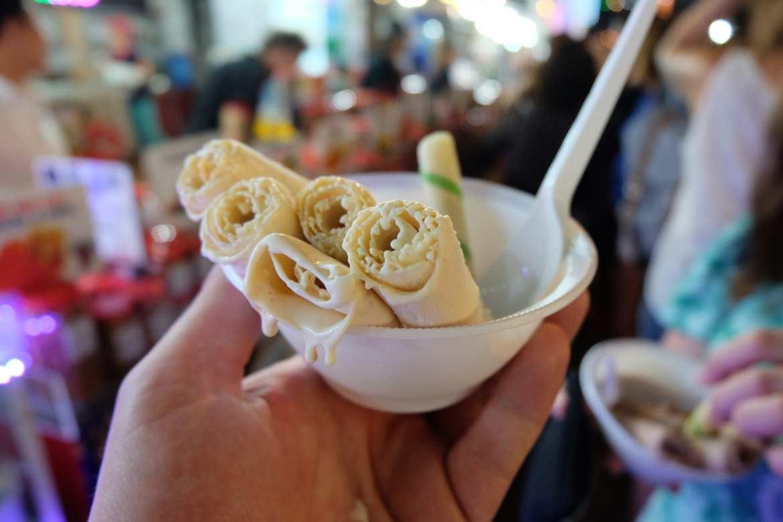 ice cream rolls phu quoc