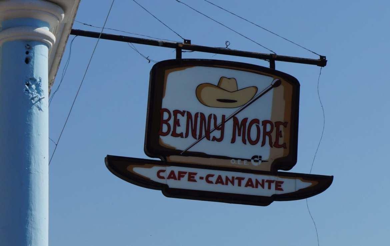 benny more cafe cienfuegos