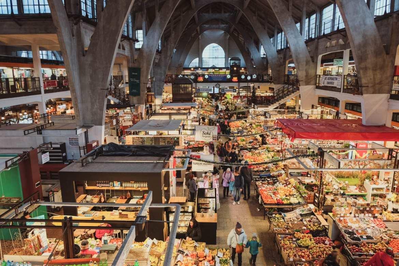 Hala Targowa, wroclaw's market hall