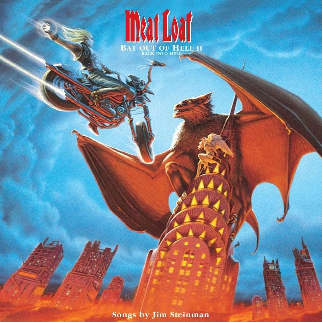 Meta Loaf Bat out of Hell II