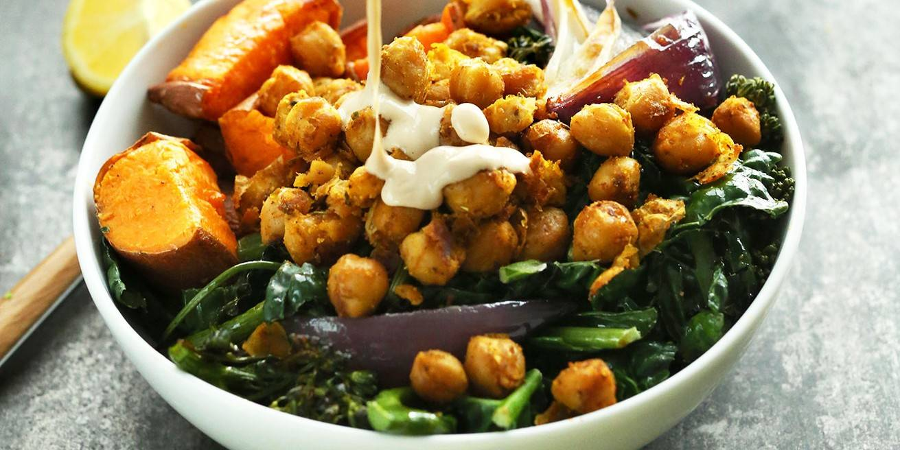 Healthy Food Fixes - Buddah Bowls