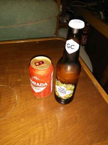 Bière et cidre des Canaries