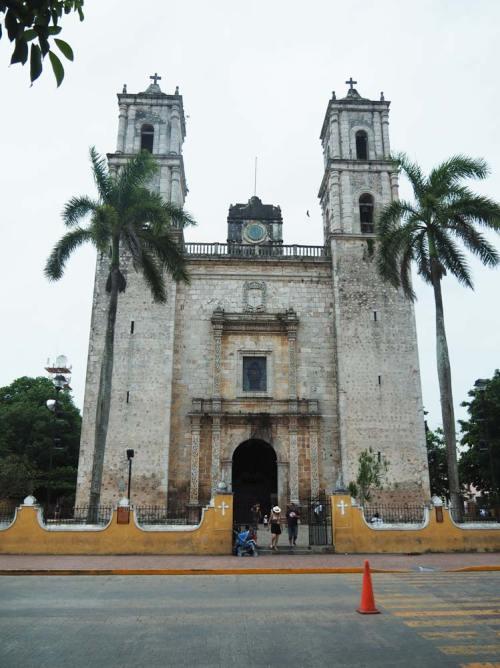 Cathédrale de Valladolid, près de la place principale.