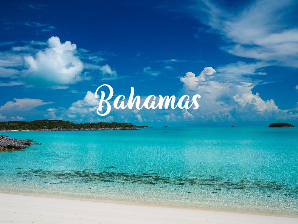 Destination Bahamas en voilier.
