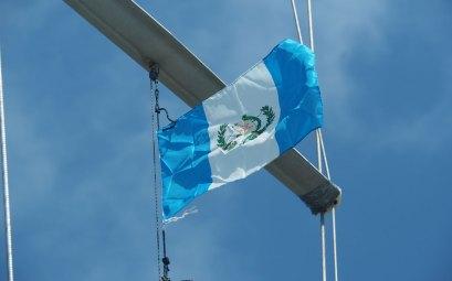 Pavillon national du Guatemala.
