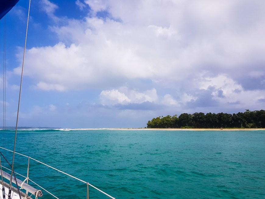 Zapatillas Cays à Bocas del Toro.