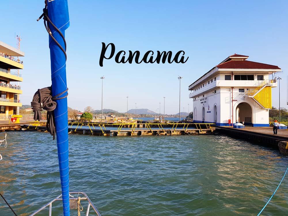 Catégorie Panama en tant que destination.