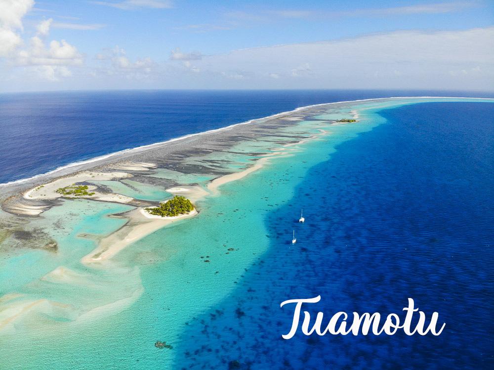 Photo de la catégorie Tuamotu, Polynésie française.