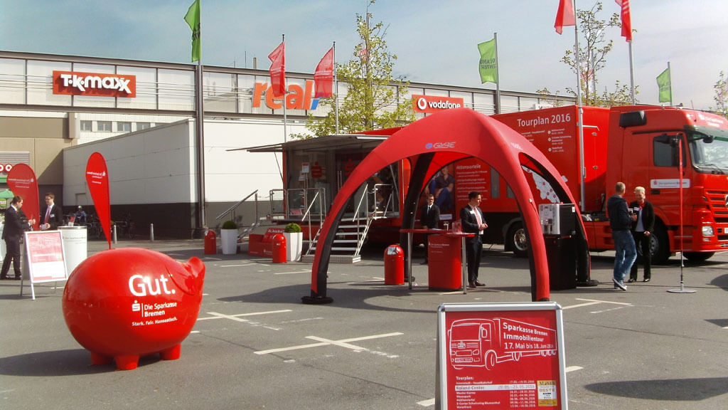 Roadshow Event Organizer  DISPLAY SYSTEM SUPPLIER  POP UP EXHIBITION SUPPLY  TENSION FABRIC
