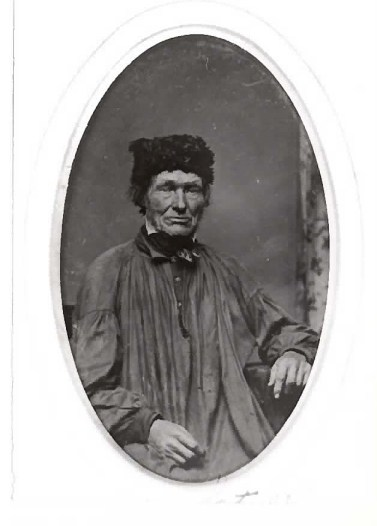 Enhanced Image of man from Hesse