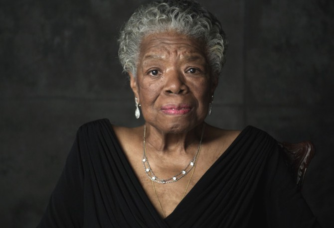 Maya Angelou's Mende Roots