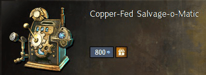 GW2: How to make 1000 gold – The Copper-Fed Salvage-o-Matic – manylaughs