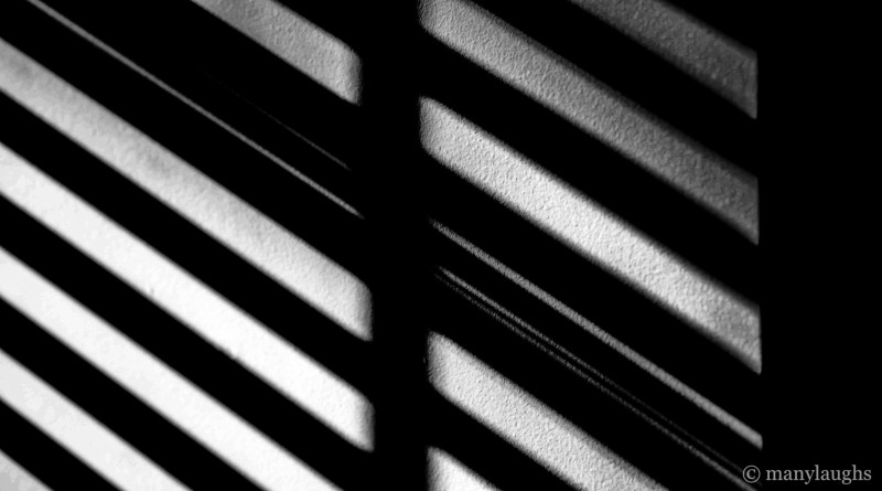 Shadow blinds
