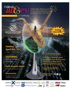 California Jazz & Wine Festival <em>(15% OFF)</em> @ Four Seasons Hotel | Westlake Village | California | United States