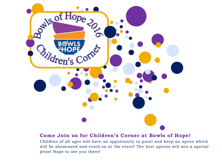 Childrens Corner Flyer