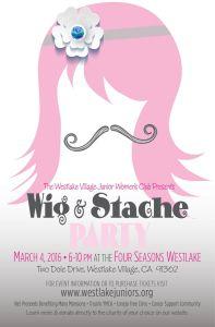 Wig & Stache