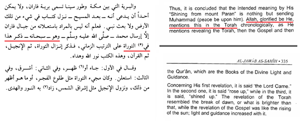 Ibn Taymiyya wahy
