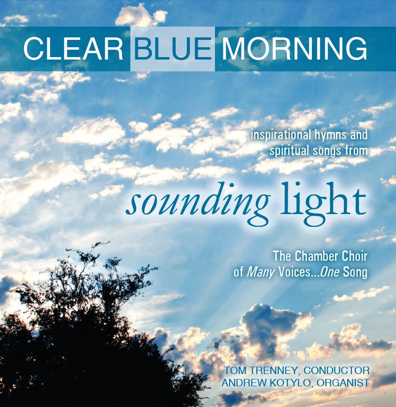 Clear Blue Morning CD Cover