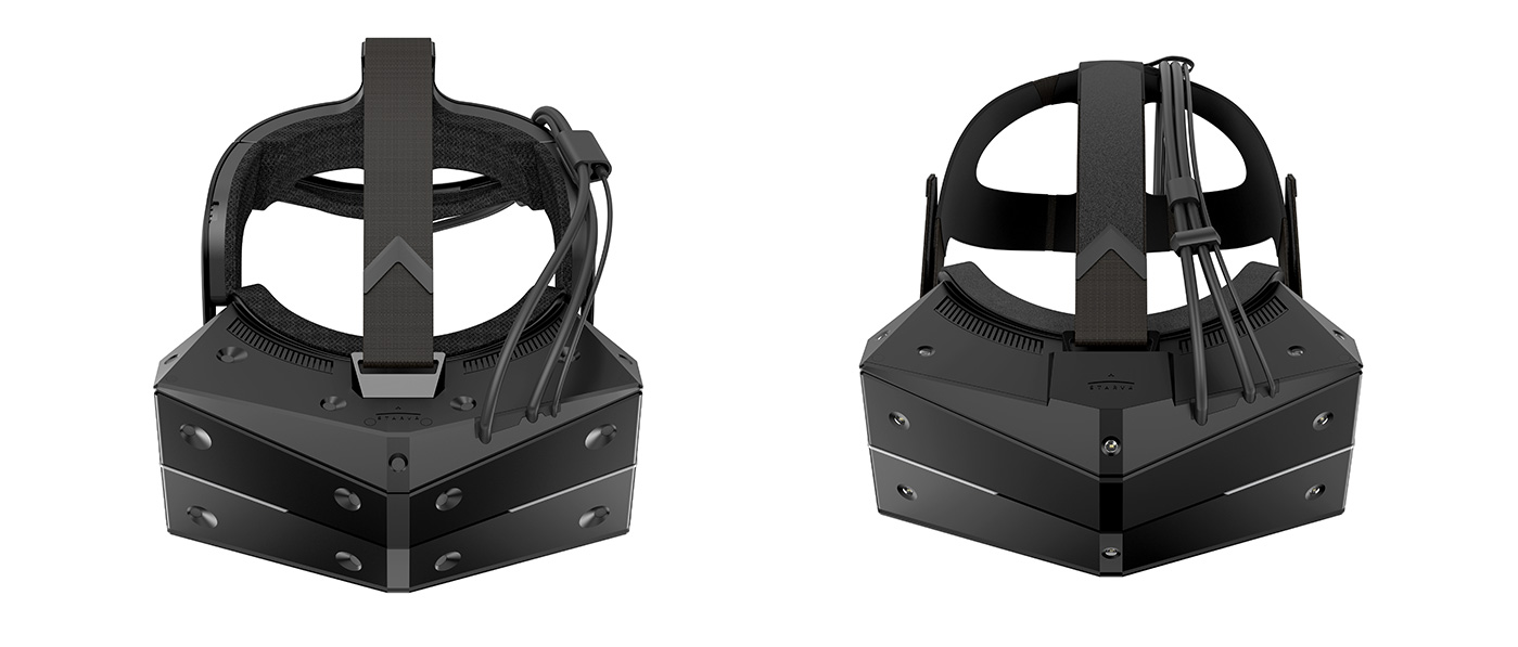 StarVR and StarVR One XT HMD