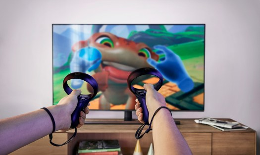 TV casting ability of Oculus Quest