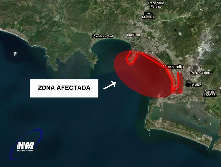 Incontables los daños ecológicos por incendio de buque de Marindustrias