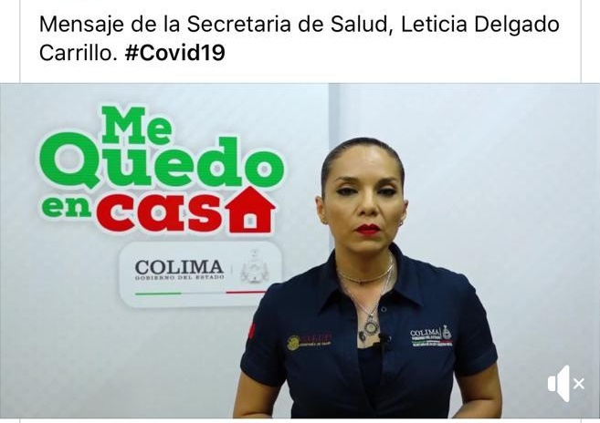 Confirma Salud segundo deceso por Covid-19 en Manzanillo