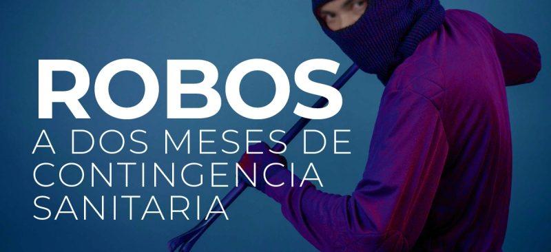Manzanillo registra el 24% de los robos de todo el estado