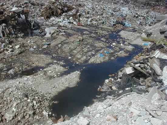 Denuncian negligencia del Ayuntamiento de Manzanillo ante lixiviados que contaminan mantos acuíferos