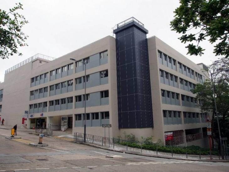 香港城市大學南山大樓 | 茅氏工程顧問有限公司